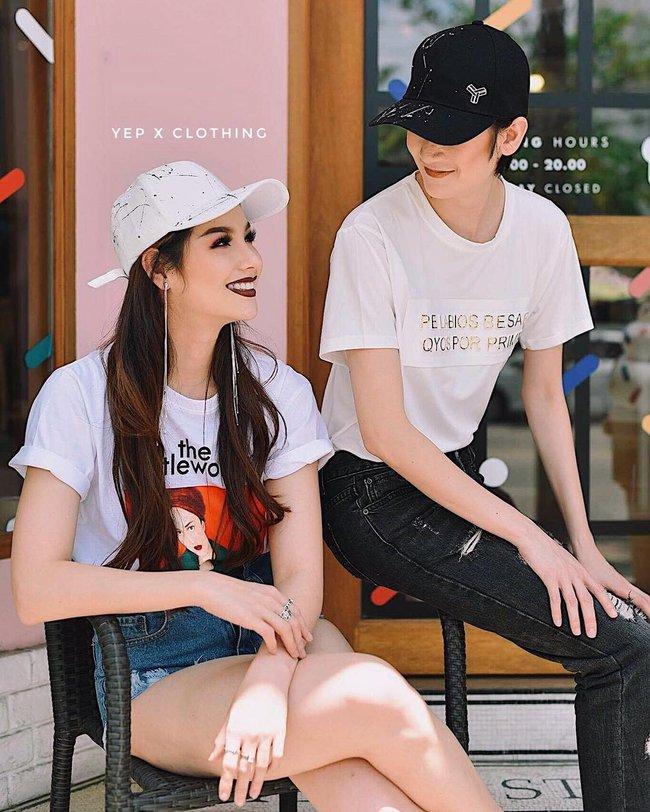 Mỹ nhân nổi tiếng của The Face Thái mùa 3 thừa nhận đang hẹn hò mẫu nữ tomboy - Ảnh 6.