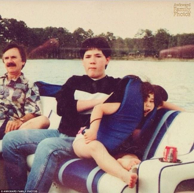 Tuyển tập những bức ảnh du lịch gia đình hài hước mà nhìn xong chỉ muốn chết ngất vì cười - Ảnh 5.