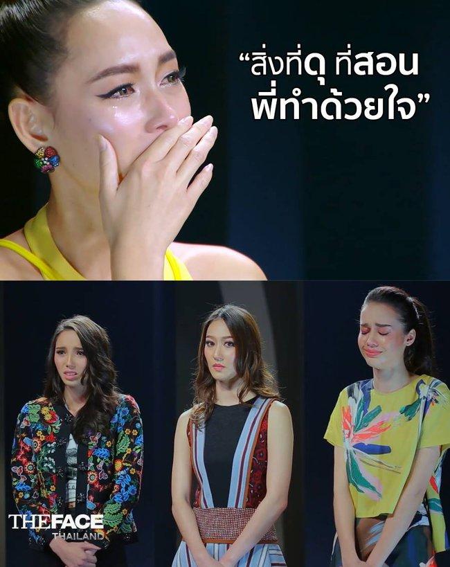 Tham thí sinh cho lắm, cũng đến lúc Bee Namthip phải khóc cạn nước mắt khi tự loại học trò - Ảnh 8.