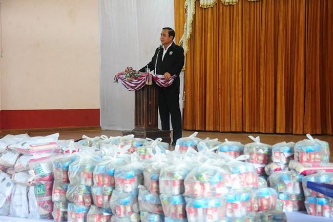 Thái Lan lụt do mưa trái mùa, 25 người thiệt mạng - Ảnh 8.