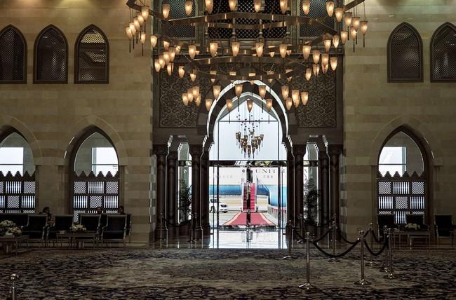 Cuộc sống xa hoa của quốc vương Saudi Arabia tại quê nhà - Ảnh 8.