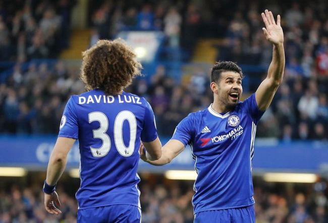 Ăn mừng kỳ lạ, Diego Costa nói lời tạm biệt Chelsea? - Ảnh 8.