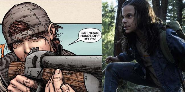 Logan - 15 điểm khác biệt giữa truyện và phim mà bạn không thể không biết! - Ảnh 9.