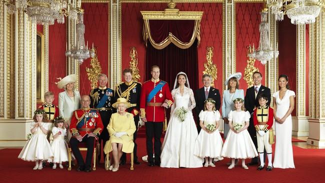 Tên họ các thành viên Hoàng gia Anh là gì - câu hỏi khó nhằn thách bạn trả lời được - ảnh 1