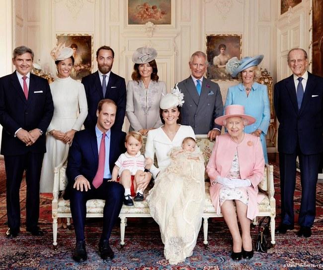 Tên họ các thành viên Hoàng gia Anh là gì - câu hỏi khó nhằn thách bạn trả lời được - ảnh 2