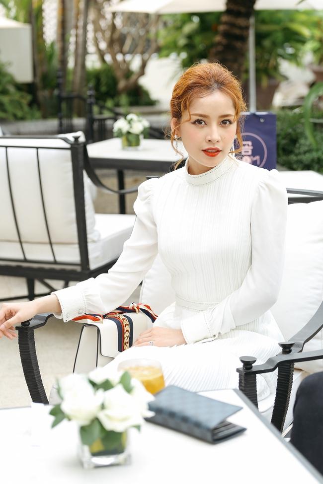Coco Rocha vui vẻ trò chuyện cùng Chi Pu - Gil Lê, tiết lộ rằng Không biết siêu mẫu Việt nào - Ảnh 7.
