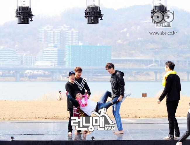 Kim Jong Kook là người giới thiệu thành viên mới cho Running Man - Ảnh 3.