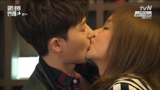 Phim Hàn nào có tên dính đến Romance cũng nóng thế này ư? - Ảnh 12.
