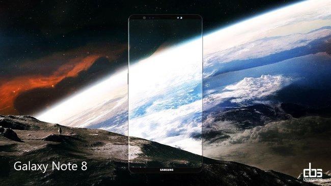 Nhìn Galaxy Note 8 đẹp như thế này thì ai mà chê nổi cơ chứ - Ảnh 8.