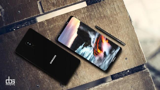 Nhìn Galaxy Note 8 đẹp như thế này thì ai mà chê nổi cơ chứ - Ảnh 7.