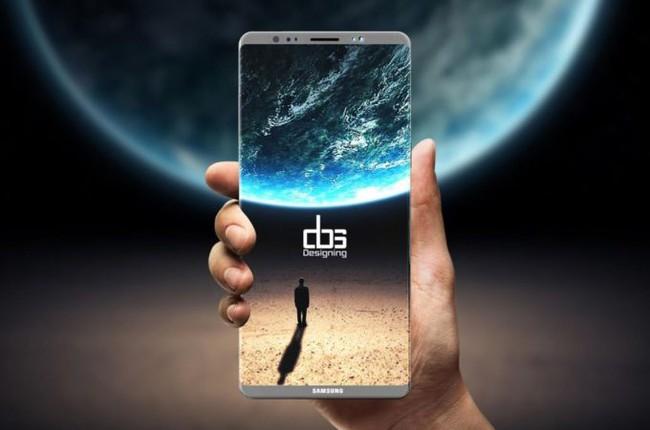 Nhìn Galaxy Note 8 đẹp như thế này thì ai mà chê nổi cơ chứ - Ảnh 2.