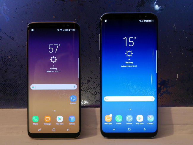 Galaxy S8 và S8 Plus mỗi người một vẻ, mười phân vẹn mười, vậy nên mua smartphone nào? - Ảnh 1.