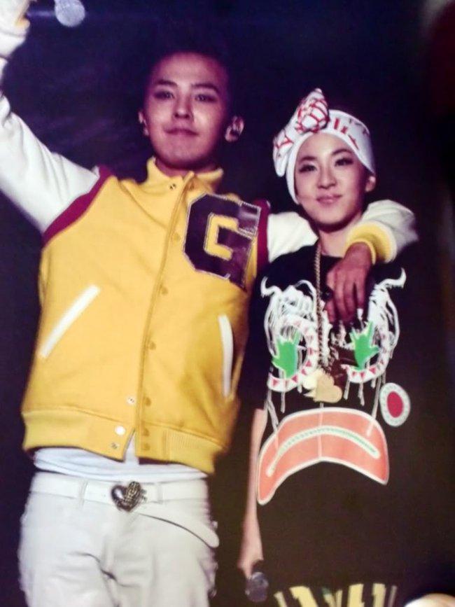 Nhìn G-Dragon và Dara mùi mẫn như thế này, trái tim fangirl làm sao mà không loạn nhịp cho được! - Ảnh 6.