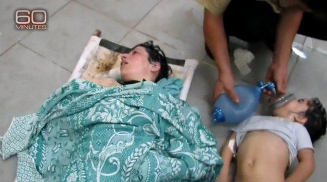 Nạn nhân của chất độc hóa học trong vụ tấn công thảm họa Syria đã phải chịu đựng những gì? 4