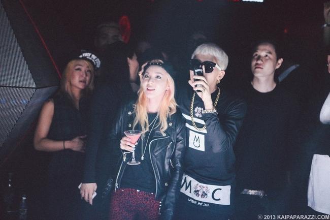 Nhìn G-Dragon và Dara mùi mẫn như thế này, trái tim fangirl làm sao mà không loạn nhịp cho được! - Ảnh 23.