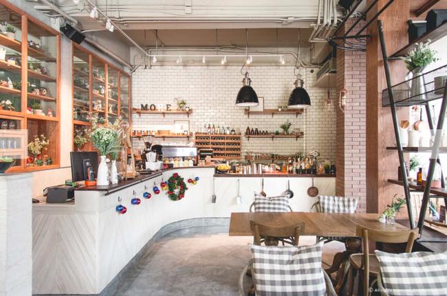 4 quán mới này sẽ chứng minh chẳng bao giờ bạn đi hết nổi cafe đẹp ở Bangkok! - Ảnh 1.