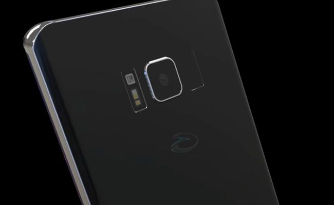 Ngắm Galaxy Note8 đẹp mỹ miều khiến biết bao con tim phải tan chảy - Ảnh 4.