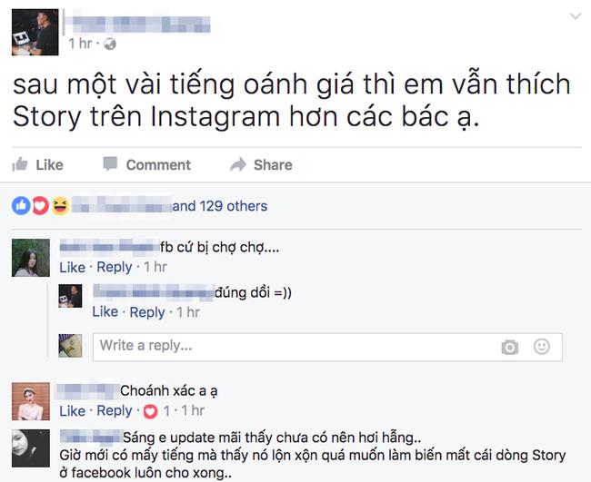 Facebook bổ sung tính năng Story giống Instagram và Snapchat, teen Việt rần rần thử nghiệm - Ảnh 8.