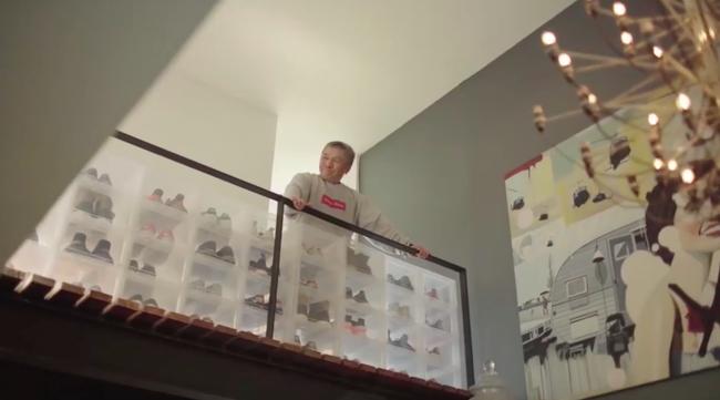 Clip hot: Tay chơi sneaker đỉnh nhất thế giới hóa ra đã đáng tuổi ông của bạn! - Ảnh 3.
