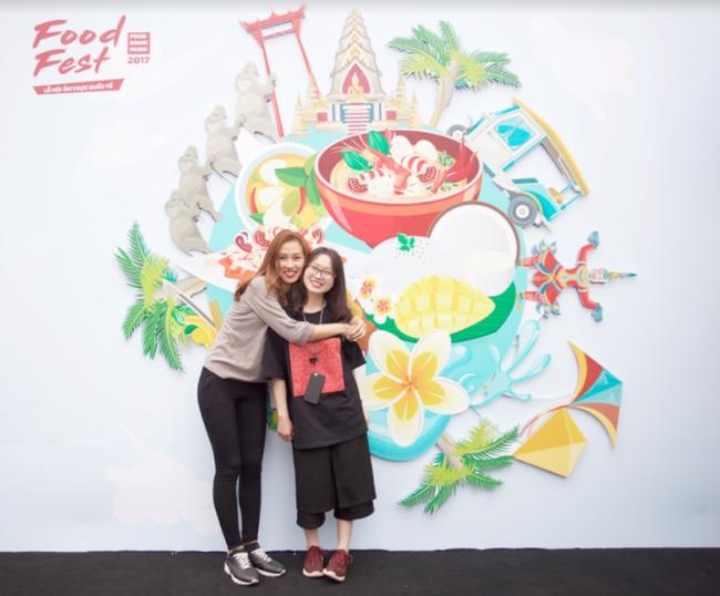 Có gì tại Lễ hội văn hóa ẩm thực lớn nhất Hà Nội - Food Fest 2017? - Ảnh 4.
