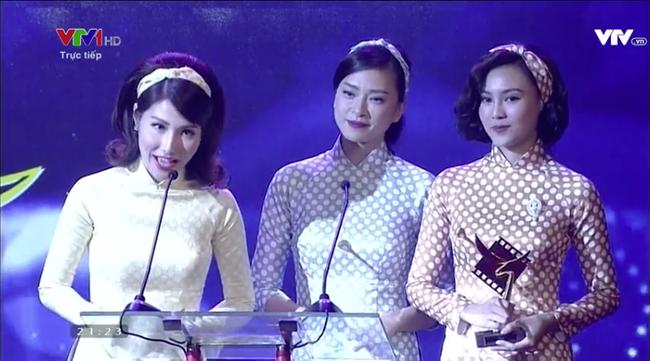 Sài Gòn, Anh Yêu Em thắng đậm với 5 giải thưởng tại Cánh Diều Vàng 2017 - Ảnh 4.
