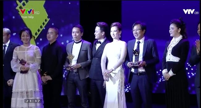 Sài Gòn, Anh Yêu Em thắng đậm với 5 giải thưởng tại Cánh Diều Vàng 2017 - Ảnh 9.