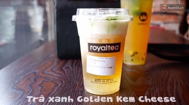 Có một thế lực trà sữa mới ở Hà Nội mang tên Royal Tea, bạn thử chưa? - Ảnh 4.