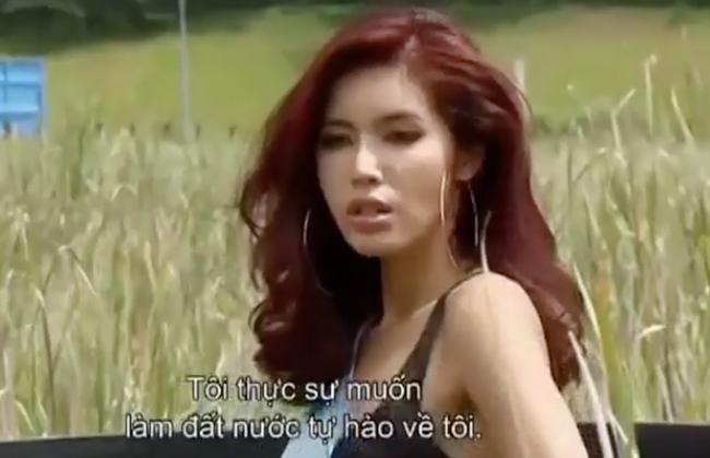 Bị hở van tim, Minh Tú vẫn quyết chiến vì 2 chữ Việt Nam - Ảnh 5.