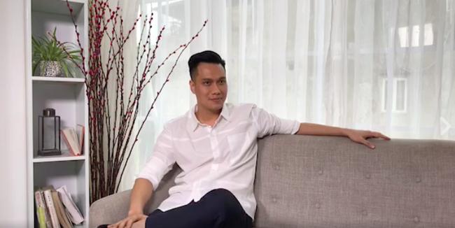 Việt Anh tự thấy phẫn nộ và ghét nhân vật Phan Hải của mình - Ảnh 1.