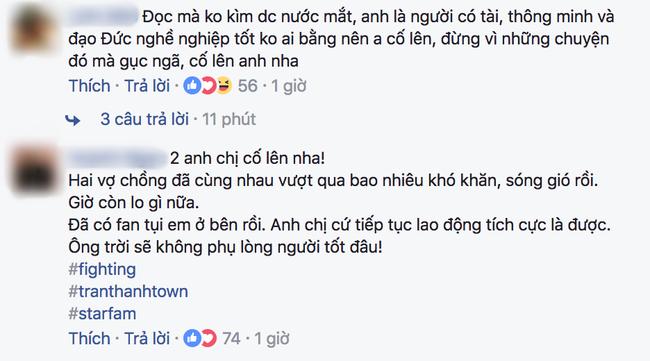 Hari Won chia sẻ sau khi Trấn Thành bị cấm sóng - Ảnh 2.