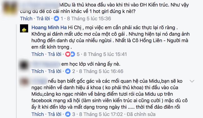 Gây tranh chuyện Midu tuyên bố dạy học ở Hutech - Ảnh 4.