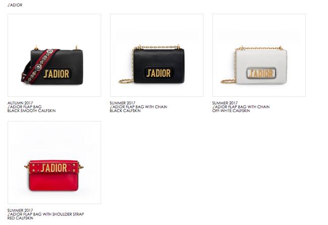 Túi Dior J'adior: Món phụ kiện khiến cả Bánh bèo lẫn Cá tính đều đổ gục trong một nốt nhạc!