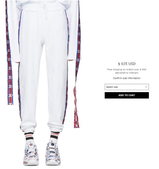 Giải mã bộ đồ hip hop trắng tinh Sơn Tùng vừa mặc đến SFW: Căng lắm chứ không phải căng vừa! - Ảnh 8.