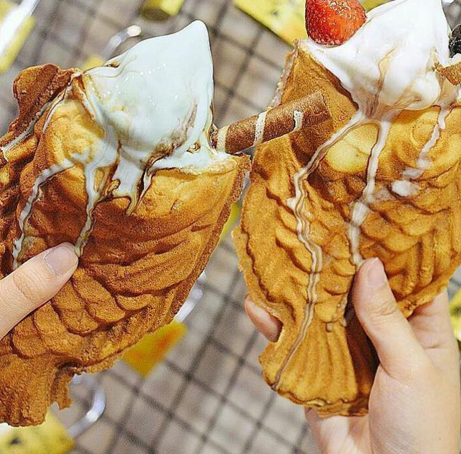 Sài Gòn: 4 loại kem đang gây sốt vì vừa ngon lại vừa lên ảnh cực đẹp - Ảnh 13.