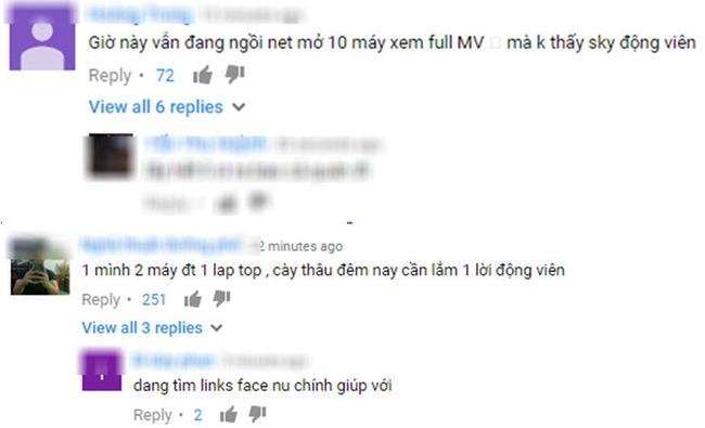 """Những lời khen đã xưa rồi, giờ """"cày view"""" mới là xu hướng comment hot nhất của các Vpop fan"""
