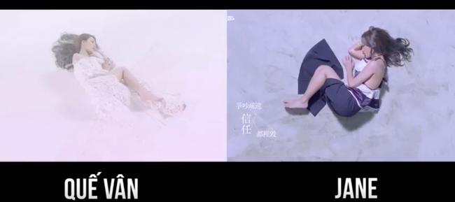 Quế Vân dính nghi vấn tố đạo nhái MV của nghệ sĩ Đài Loan - Ảnh 3.