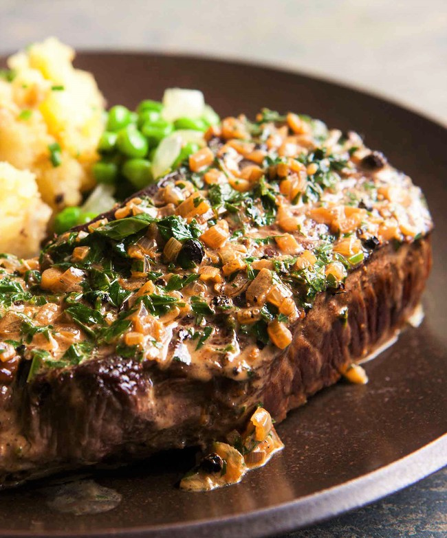 Mách bạn cách làm 3 loại sốt bít tết kiểu Pháp ngon như nhà hàng - Ảnh 10.