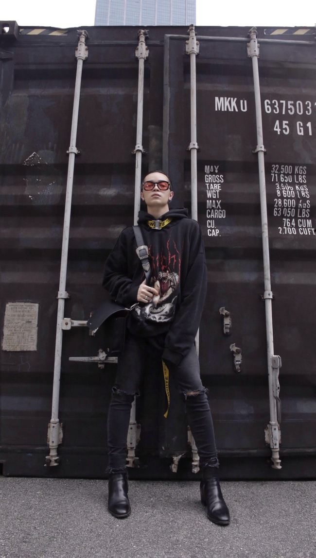 An Nguy, Quỳnh Anh Shyn, Châu Bùi... đồng loạt phô diễn street style đáng ngắm trên đất Malaysia - Ảnh 12.