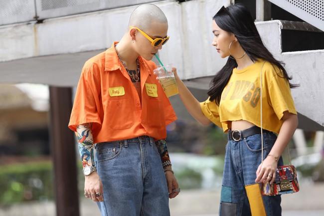 An Nguy, Quỳnh Anh Shyn, Châu Bùi... đồng loạt phô diễn street style đáng ngắm trên đất Malaysia - Ảnh 14.