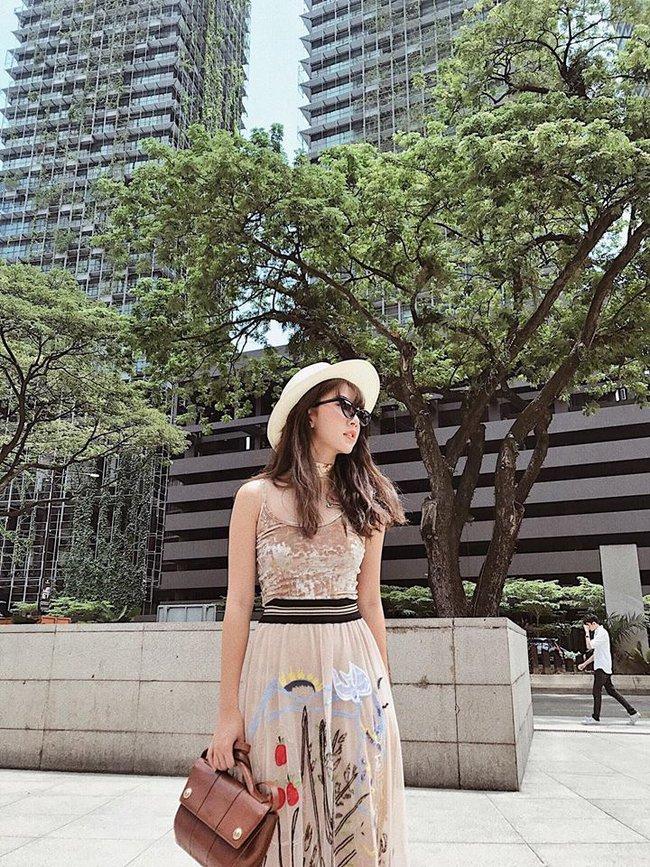 An Nguy, Quỳnh Anh Shyn, Châu Bùi... đồng loạt phô diễn street style đáng ngắm trên đất Malaysia - Ảnh 6.