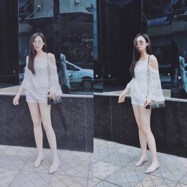 Lan Khuê diễn sâu trên phố Tokyo với áo dài, Selena Gomez tròn trịa vẫn thích mặc hở - Ảnh 5.