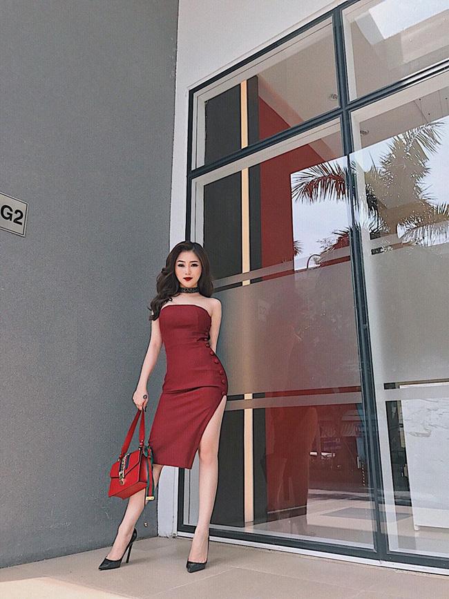 Midu, Mai Ngô, Lan Khuê sexy không đối thủ trong Top street style tuần qua - Ảnh 9.