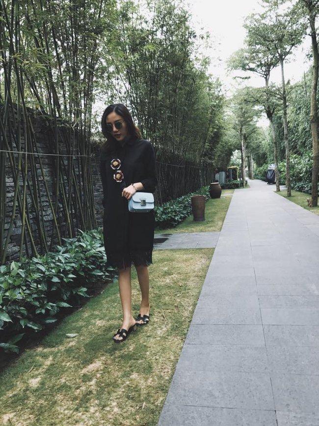 Midu, Mai Ngô, Lan Khuê sexy không đối thủ trong Top street style tuần qua - Ảnh 11.