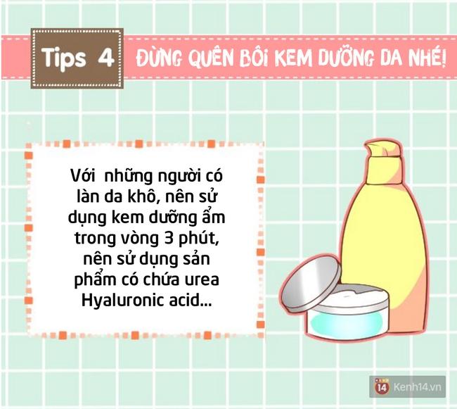 2017 rồi, nhất định phải biết tắm nước nóng đúng cách để da không tổn thương và tốt cho sức khoẻ - Ảnh 8.