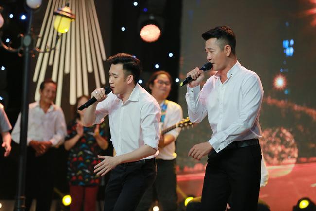 Diễn viên Trung Dũng bị loại khỏi Trời sinh một cặp sau khi liều hát hit Hồ Quỳnh Hương - Ảnh 4.