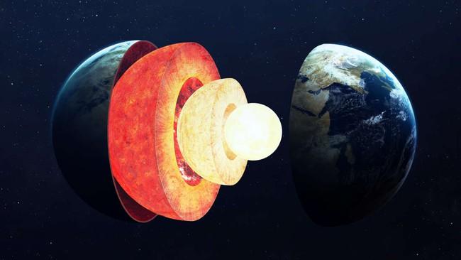 Các nhà khoa học đã tìm ra được thành phần cuối cùng tạo nên lõi Trái đất - ảnh 1
