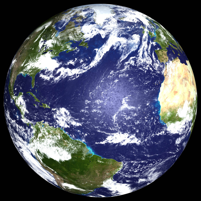 Những bức ảnh cho thấy Trái đất của chúng ta quá nhỏ bé trong vũ trụ này - Ảnh 1.