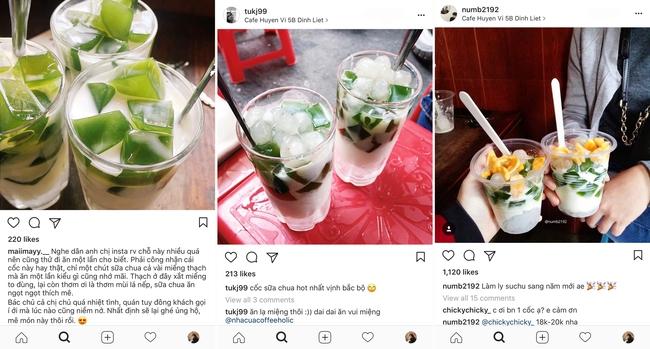 Update ngay món sữa chua thạch lá nếp đang được check in cực nhiều trên mạng xã hội - Ảnh 1.