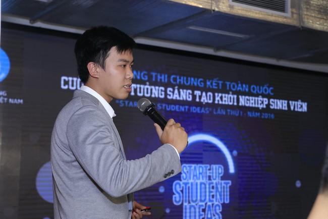 Start-up Student Ideas: Thán phục trước những ý tưởng khởi nghiệp sáng tạo của sinh viên! - Ảnh 11.
