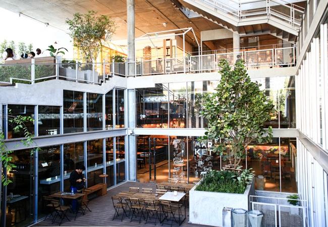 3 tổ hợp cafe - mua sắm cực xinh ở Bangkok mà bạn không thể bỏ lỡ trong chuyến đi tới! - Ảnh 1.